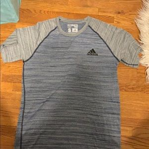 Men's adidas shirt, small, athletic wear,